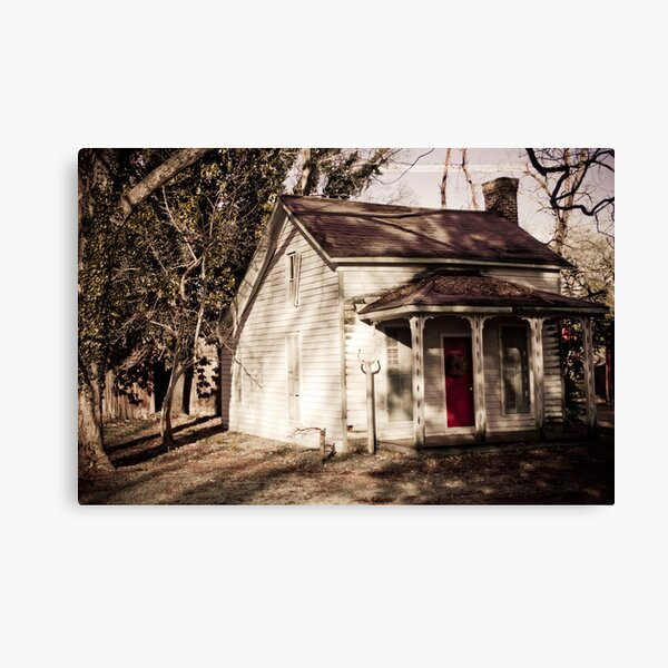 This Ole House Canvas Print