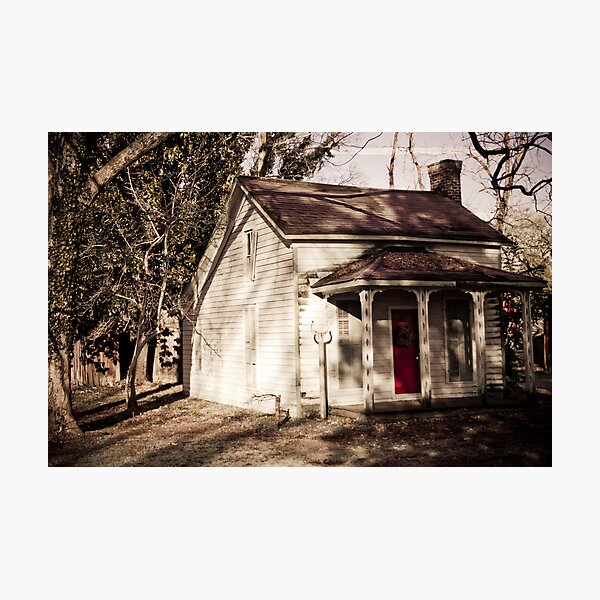This Ole House Photographic Print
