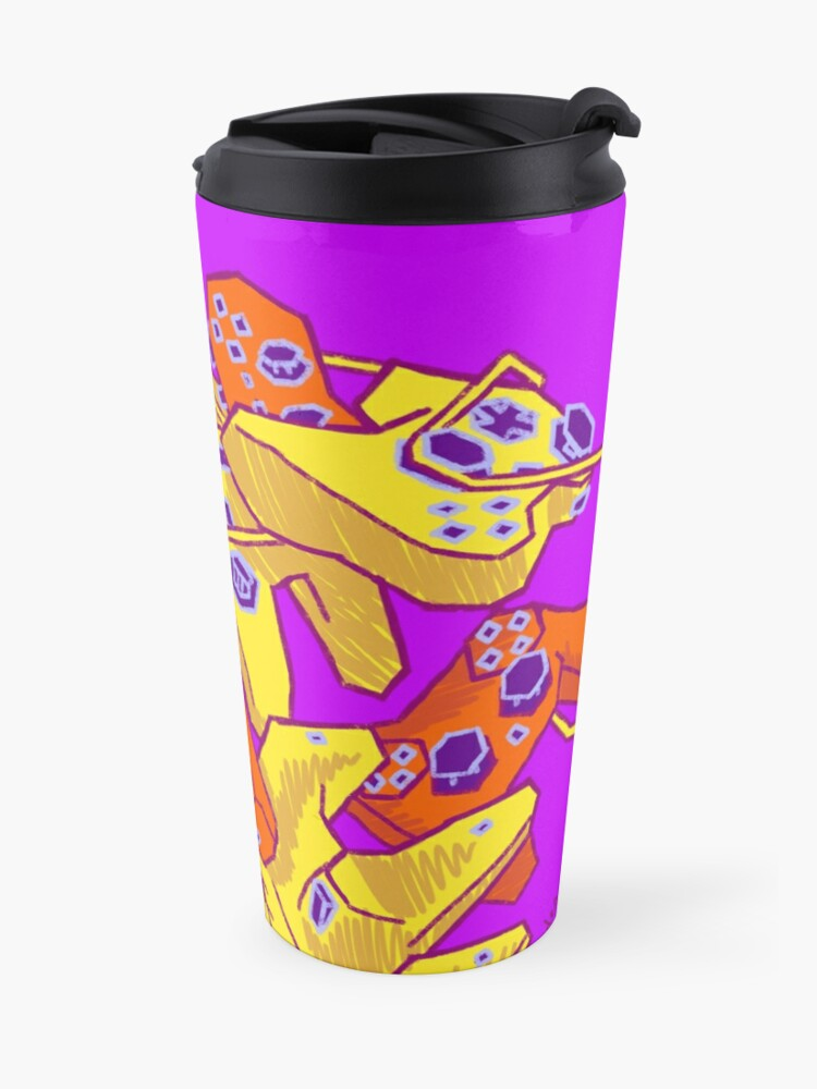 Alternate view of Video Game Still Life Travel Mug