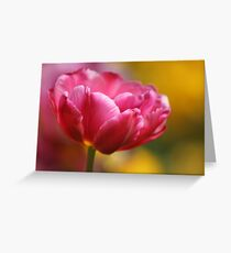 Thinking Spring Greeting Card