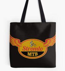 Stromlo Mountain Bike Park Tote Bag