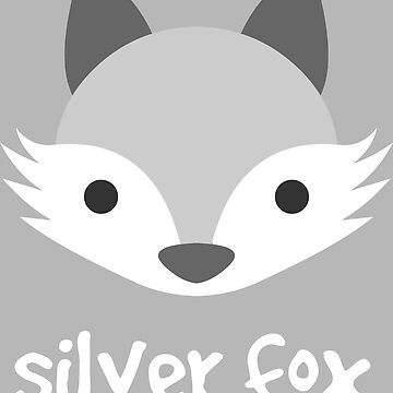 Silver Fox by hamsters