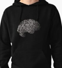 just a container for the mind Pullover Hoodie