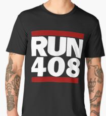 408 Design Run California Gifts 408 Shirt Men's Premium T-Shirt