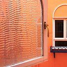 Bedford Hotel window by TerrillWelch