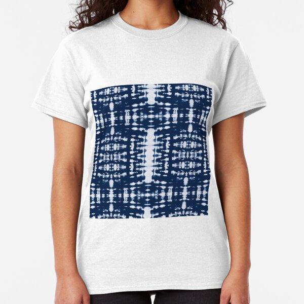 Kumo Indigo Shibori Classic T-Shirt