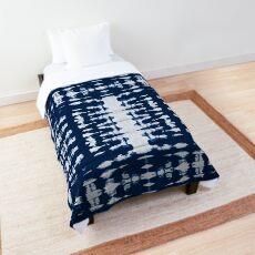 Kumo Indigo Shibori Comforter