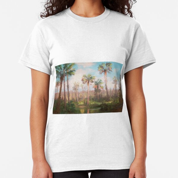 Heart of the Everglades Classic T-Shirt