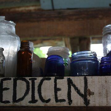Medicen Bottles Vanuatu by frenzix