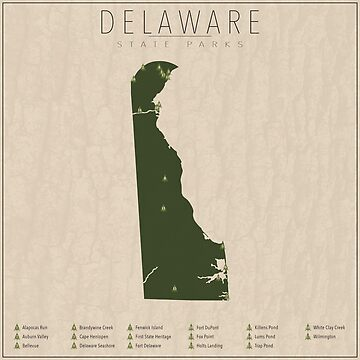 Delaware Parks by FinlayMcNevin