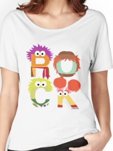 "A Fraggle ""ROCK"" Women's Relaxed Fit T-Shirt"