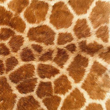 Giraffe Fur by 4Craig