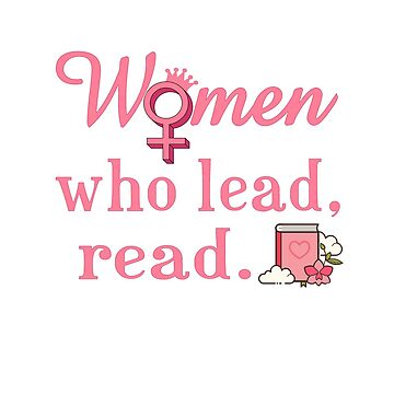 Women who lead, read by made-for-you