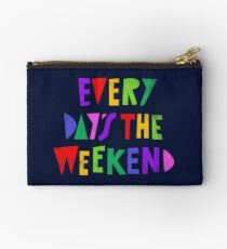 Weekend Every Day Studio Pouch