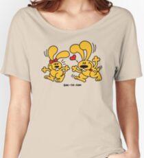 Hot Bunnies Women's Relaxed Fit T-Shirt