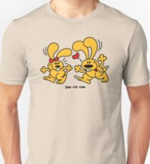 Hot Bunnies Slim Fit T-Shirt