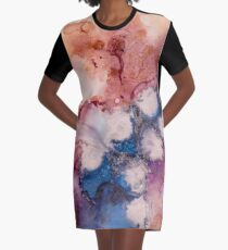 Ink 01 T-Shirt Kleid