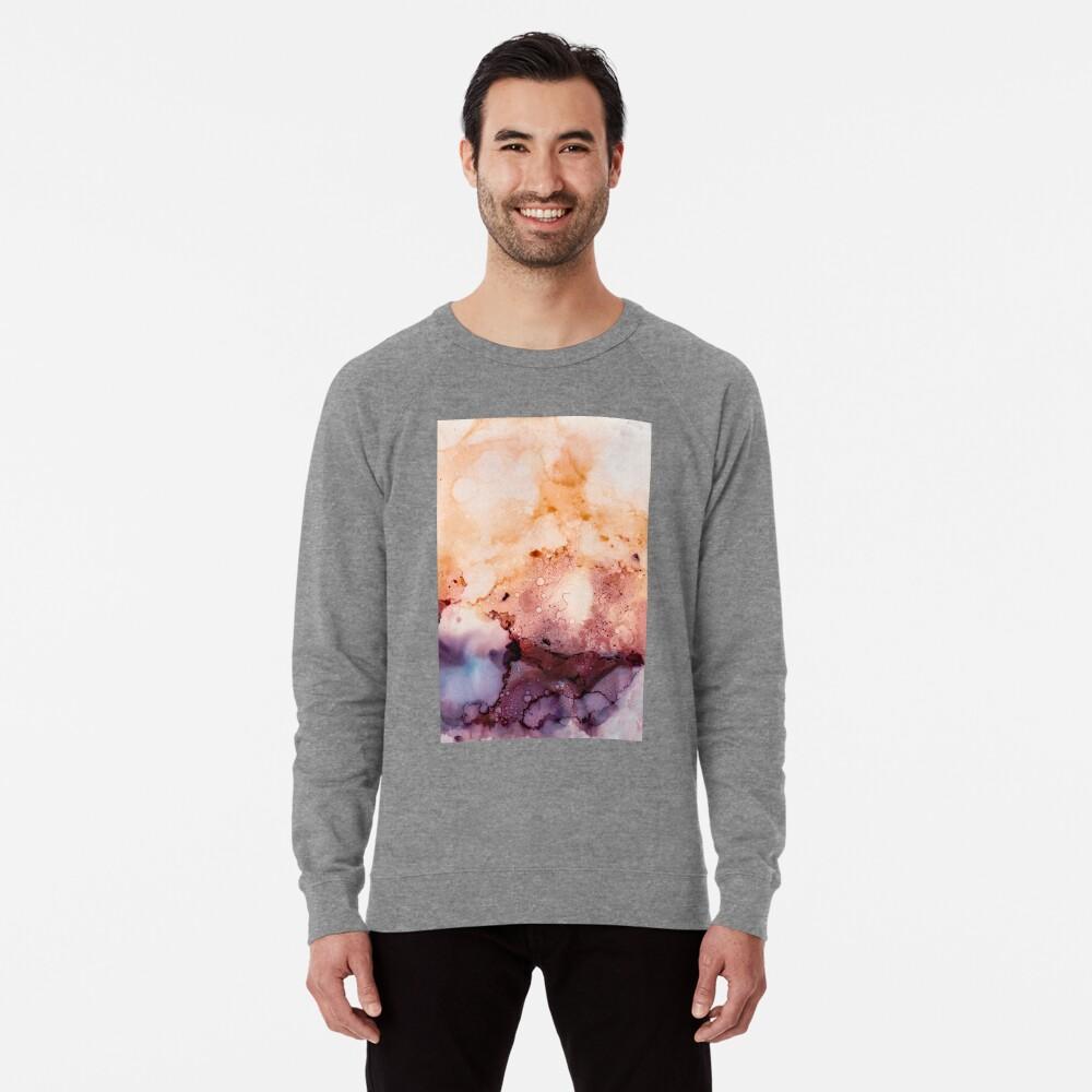 Ink 02 Leichtes Sweatshirt Vorne