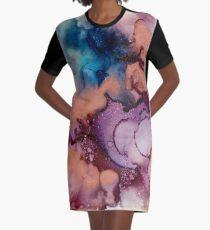 Ink 03 T-Shirt Kleid