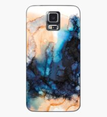 Ink 04 Hülle & Klebefolie für Samsung Galaxy
