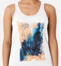 Ink 04 Racerback Tank Top