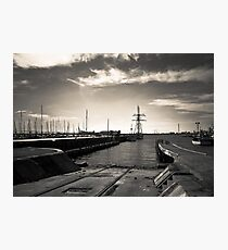 Williams Town  Photographic Print