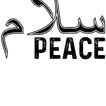 Salam Peace by kamrankhan