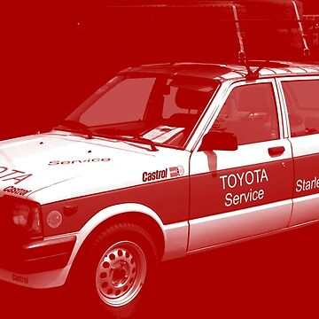 Toyota Starlet KP60 wagon by andreleichtfuss
