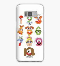 Muppet Babies Numbers Samsung Galaxy Case/Skin