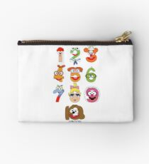Muppet Babies Numbers Studio Pouch