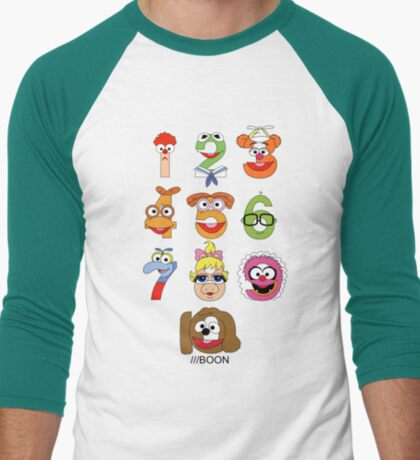 Muppet Babies Numbers T-Shirt