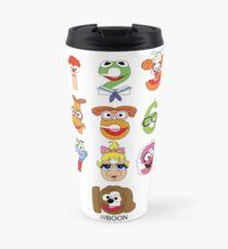 Muppet Babies Numbers Travel Mug