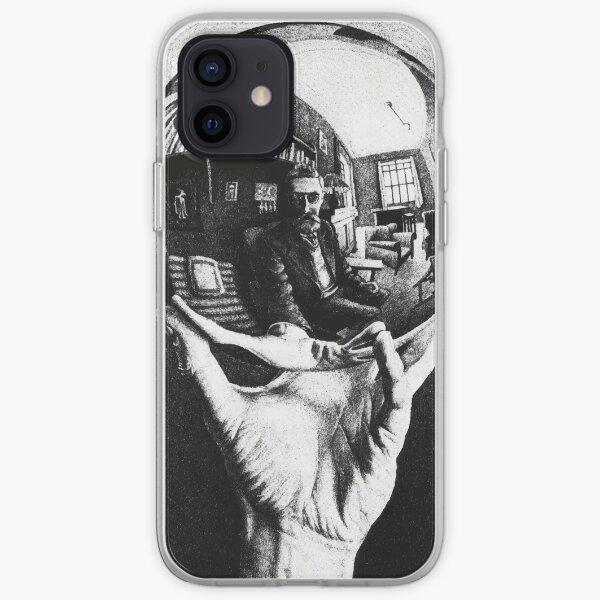 M.C. Escher selfie iPhone Soft Case