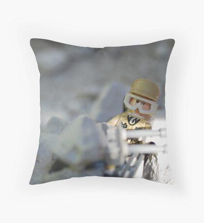 Bomato? Throw Pillow