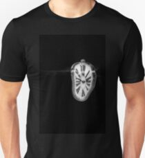 Salvador Dali Inspired Melting Clock Unisex T-Shirt