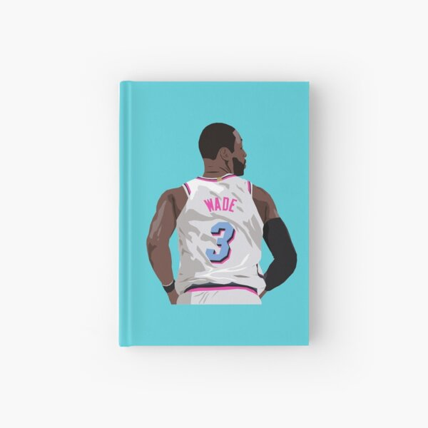 Dwyane Wade Back-To Hardcover Journal
