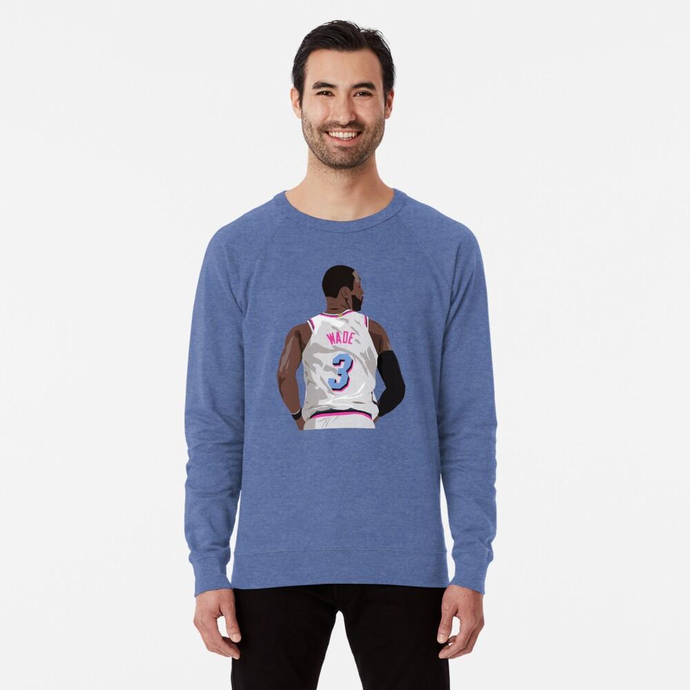 Dwyane Wade Back-To Lightweight Sweatshirt