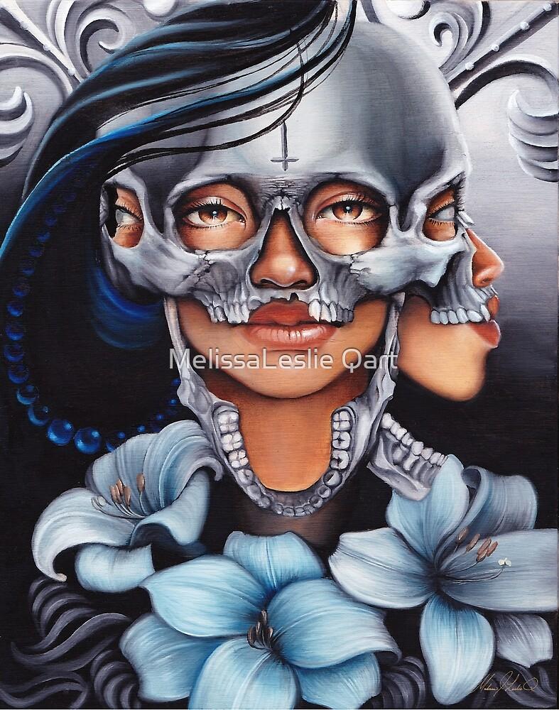 Self Sacrifice by MelissaLeslie Qart