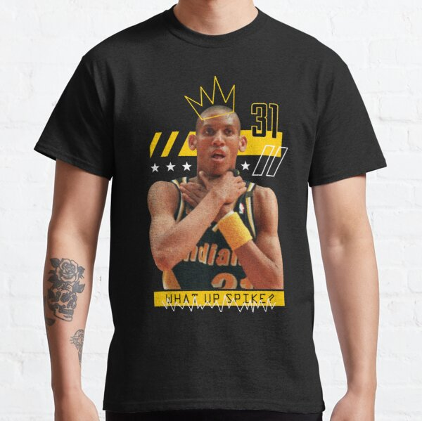 Reggie Miller Choke Basketball T-Shirt Classic T-Shirt