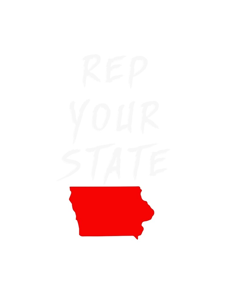 REP YOUR STATE IOWA by we1000