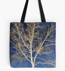 Polarizing Tree Tote Bag