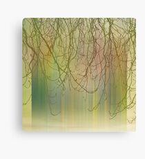 autumn texture II Canvas Print