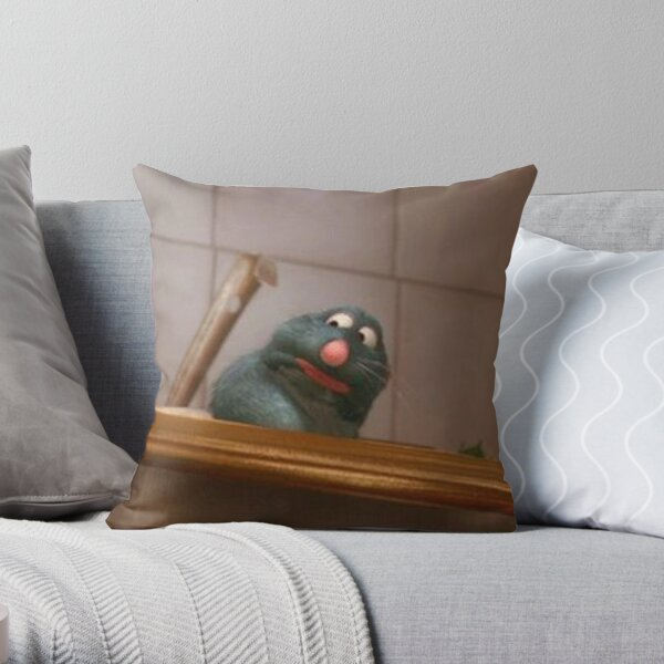 Ratatouille Memes Pillows Cushions Redbubble