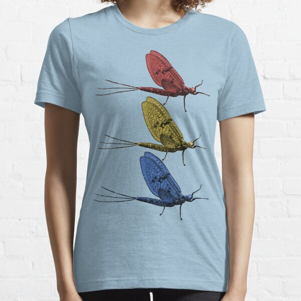 Fishfly Primary Essential T-Shirt