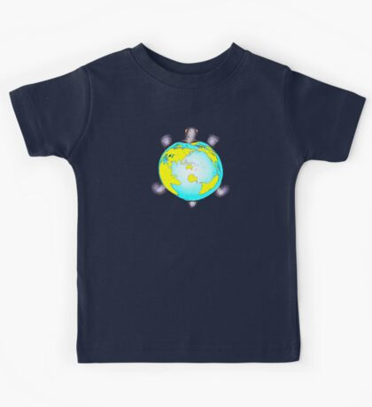 Turtle World Kids Clothes