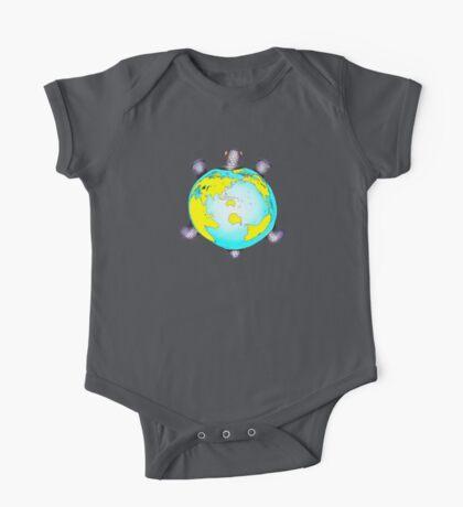 Turtle World Kids Clothes