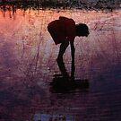 Light reflected by Angela King-Jones
