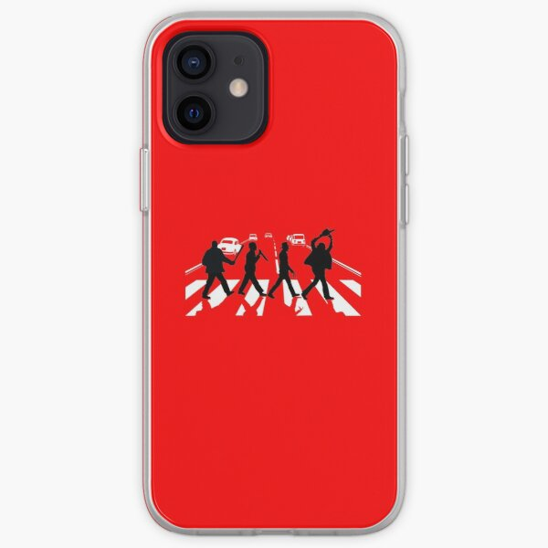 Killer Series: Abbey Road  iPhone Soft Case