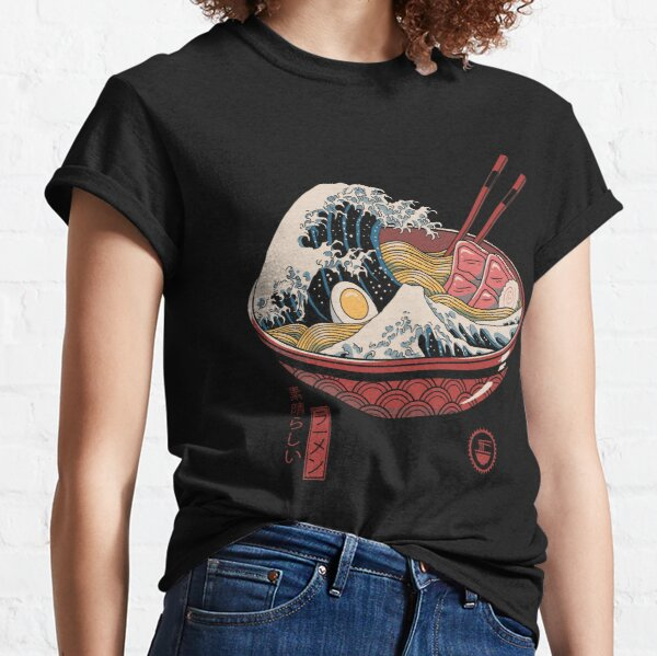 Great Ramen Wave Classic T-Shirt