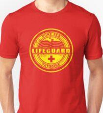 Dune Sea Lifeguard [Yellow Distressed] T-Shirt